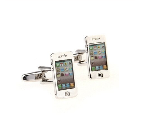 Cufflinks iPhone
