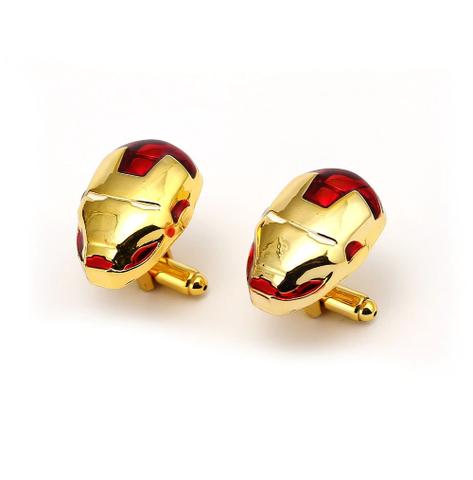 Iron Man Marvel Cufflinks - 1