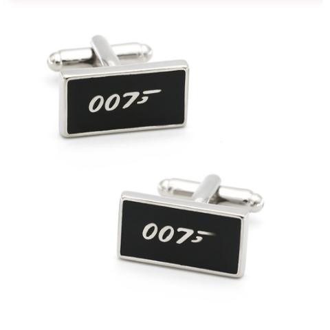 007 James Bond Cufflinks
