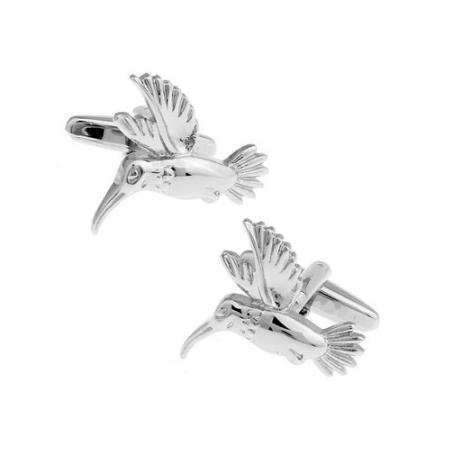 Hummingbird Cufflinks - 1
