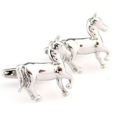 Horse Cufflinks - 1