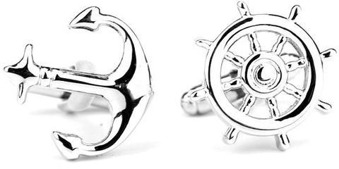 Cufflinks sailor - 1