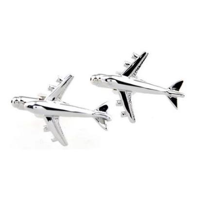 Aeroplane Cufflinks - 1