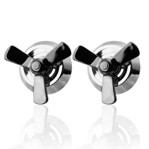 Cufflinks Aircraft Engine