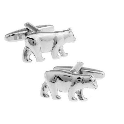 Polar Bear Cufflinks - 1