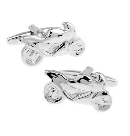 Road Bike Cufflinks - 1