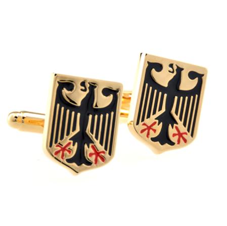 Cufflinks German national emblem - 1