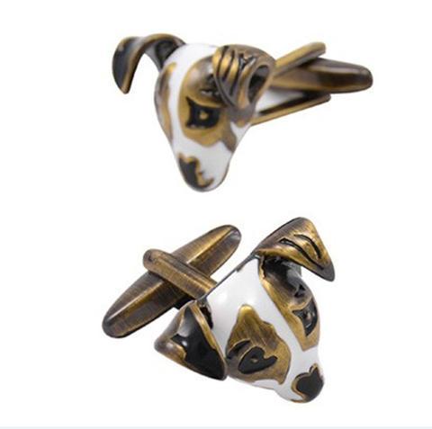 Puppy Cufflinks - 1