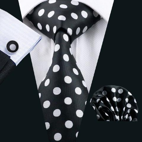 Cufflinks & Tie & Pocket Square Set - Artemis - 1