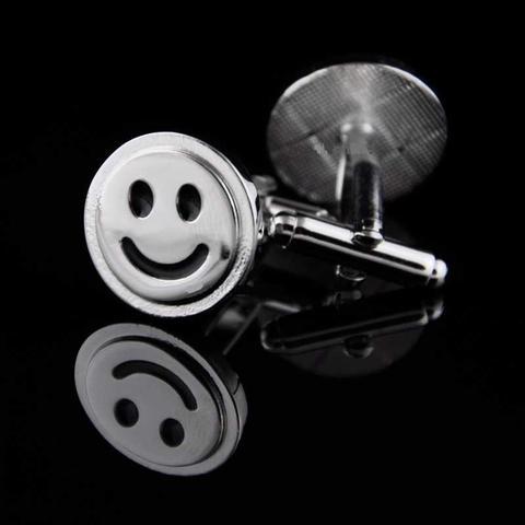 Smiley Cufflinks