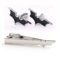 Cufflinks with Batman tie - 1/2