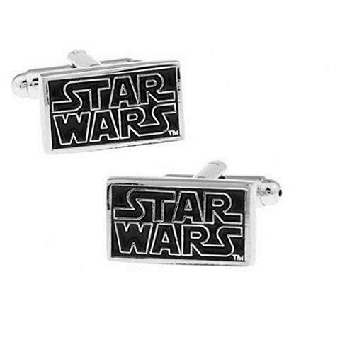 Enamel Star Wars Cufflinks
