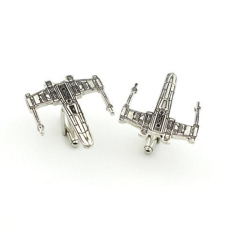 Star Wars X-Wing Fighter Cufflinks - 1