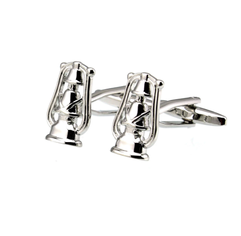 Cufflinks kerosene lamp - 1