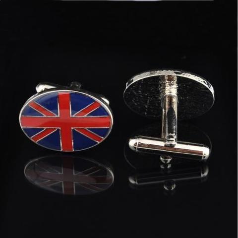 Union Jack Cufflinks - 1