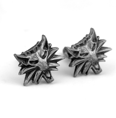 Cufflinks wolf - 1
