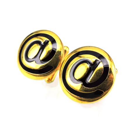 Cufflinks at golden - 1