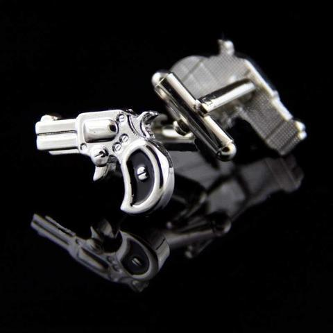 Historic Small Gun Cufflinks