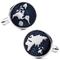 Cufflinks world map - 1/3