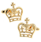 Royal Crown Design Cufflinks - 1/4