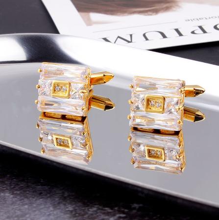 Cufflinks crystal variation - 1