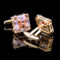 Cufflinks rosegold - 2/2