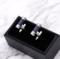Cufflinks elegant oval - 2/3