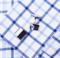 Black plate cufflinks - 2/2