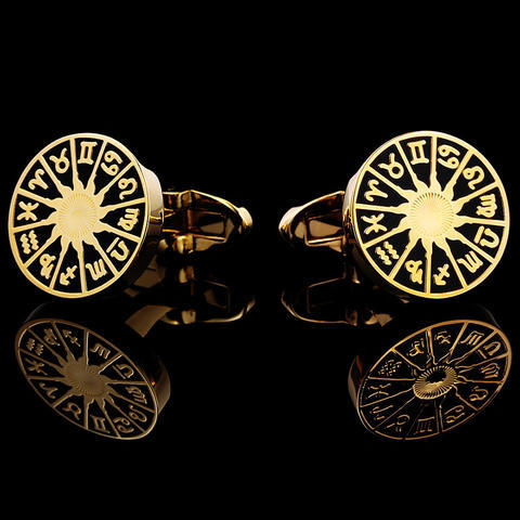 Cufflinks Zodiac - 2
