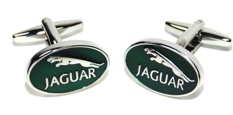 Jaguar Logo Cufflinks - 2