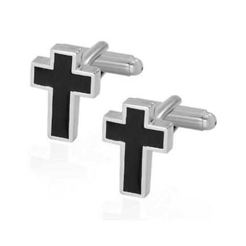 Christian Cross Cufflinks - 2