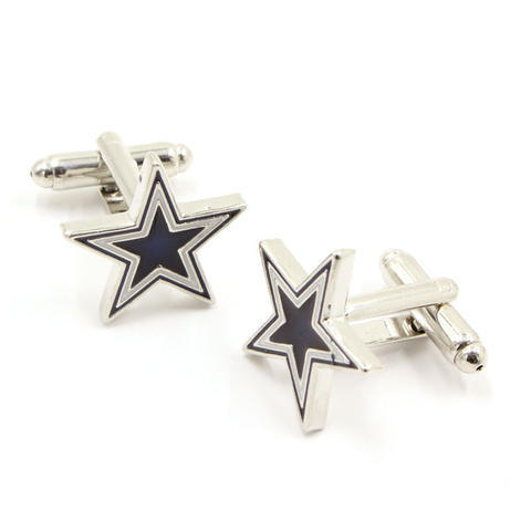 Black Star Cufflinks - 2