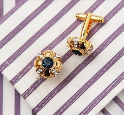 Royal Blue Cufflinks - 2