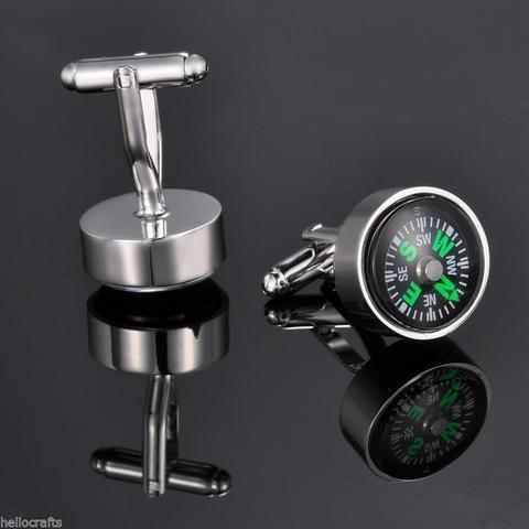 Compass Cufflinks - 2