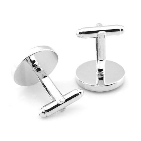 Black Mercedes-Benz Cufflinks - 2