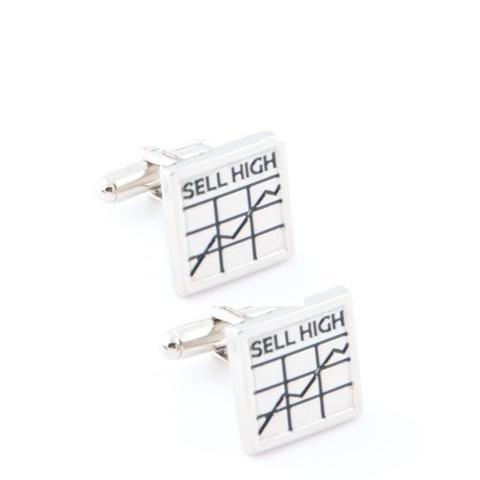 Sell High Business Cufflinks - 2