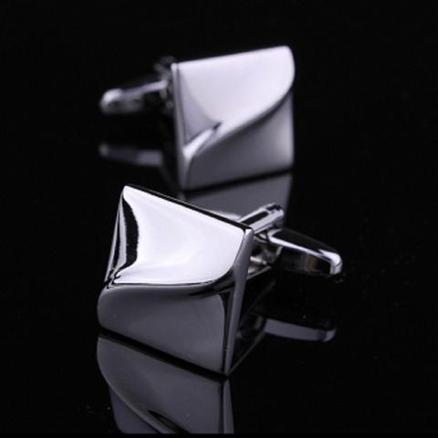 Shiny Stylish Business Cufflinks - 2