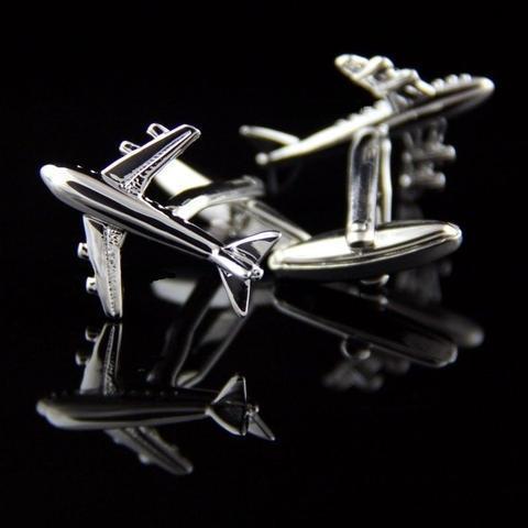 Aeroplane Cufflinks - 2