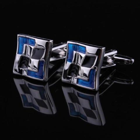 Blue Destiny Cufflinks - 2