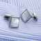 Cufflinks Pearl Squares - 2/2