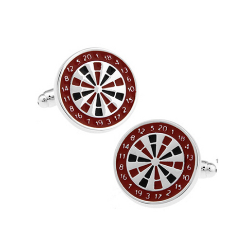 Cufflinks with clip and arrow - 2
