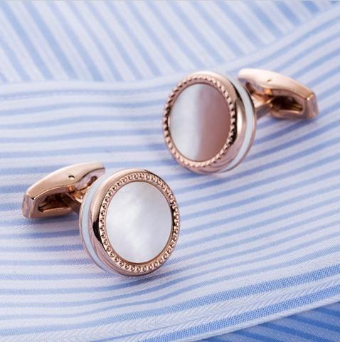 Cufflinks Pearl - 2