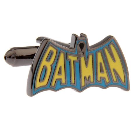 Cufflinks Batman color logo - 2