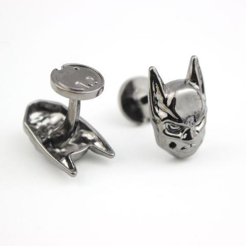 Batman Mask Cufflinks - 2