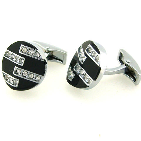 Rounded Stepledder Cufflinks - 2
