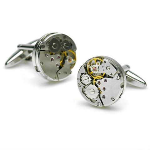 Vintage Watch Cufflinks - 2
