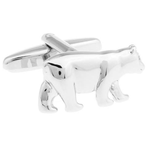 Polar Bear Cufflinks - 2