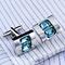 Cufflinks Blue stone - 2/2