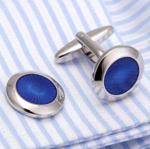 Cufflinks blue desire - 2