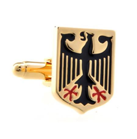Cufflinks German national emblem - 2
